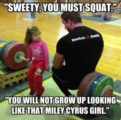 squat miley